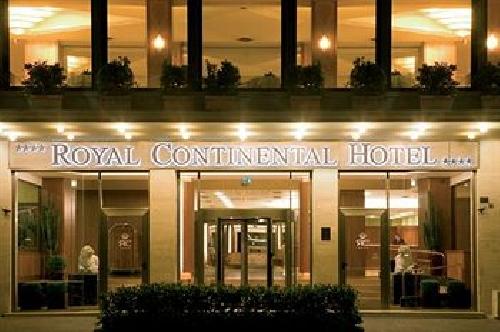 Capodanno Hotel Royal Continental Napoli Foto