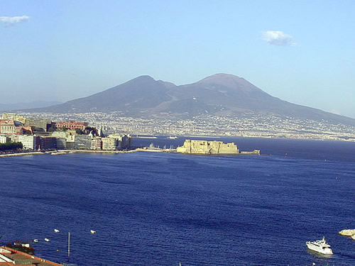 Lido di Napoli marina mare spiagge
