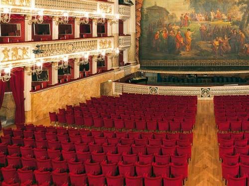 Festival teatro Napoli